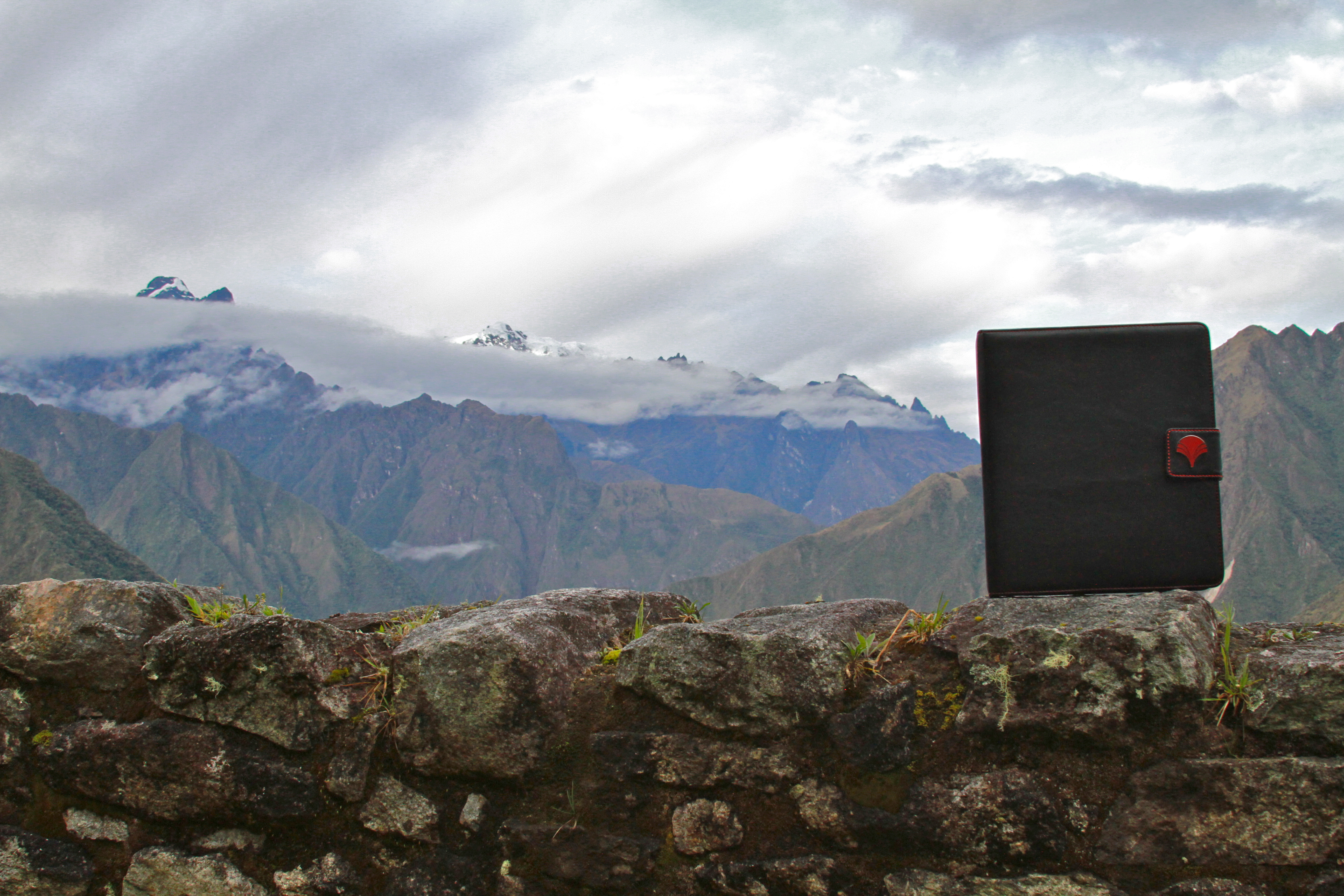Lifebook on the Inca Trail