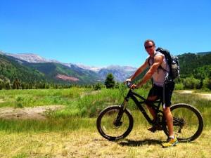 Mountain Biking in Telluride