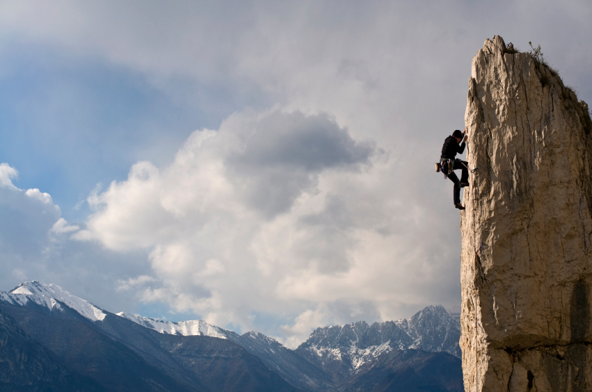 Climb to Your Greatness