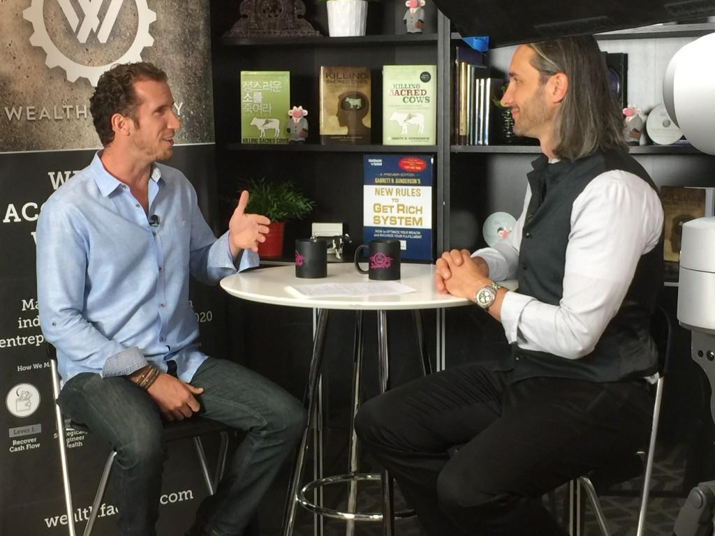 Garrett Gunderson Interview