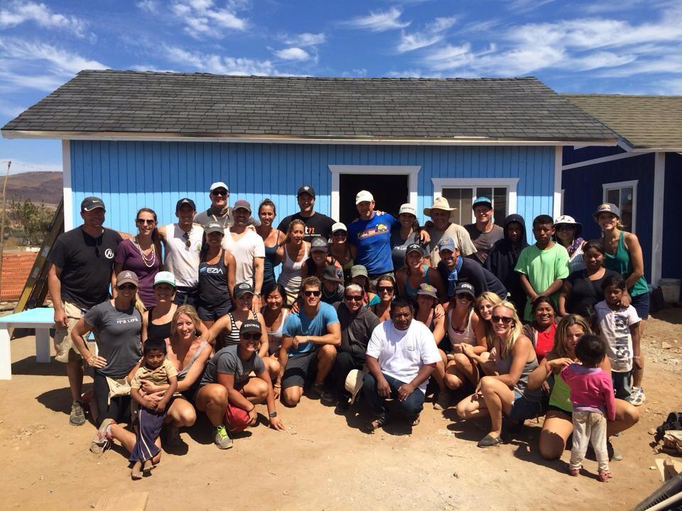 Baja Bound House Build